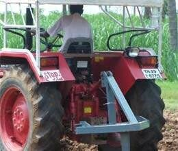 one and half lakh subsidy to farmers on tractor