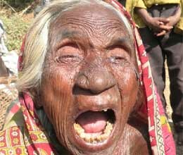 sonbhadra butli devi 125 year old is world oldest person