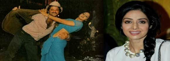 sridevi in 'mr. india' sequel, no Mogambo