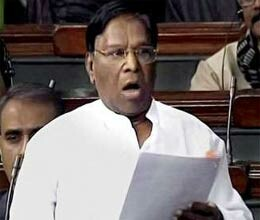Lok Sabha adjourned uproar over quota bill