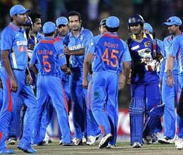 which indian team should play against pakistan on home ground