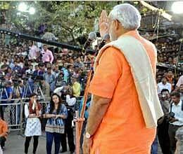 narendra modi apologizes to voters