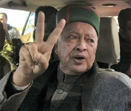 virbhadra singh front runner for chief minister post