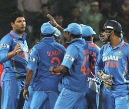 match report: india beat england by 5 wicket in t20