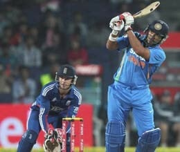 india beat england by 5 wicket in first t20 match