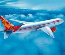 air india network connect to agra