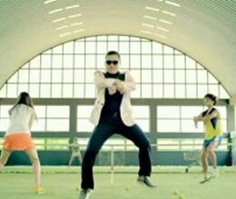 one billion people watched gangnam video