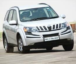 mahindra will launh xuv500 diesel verient