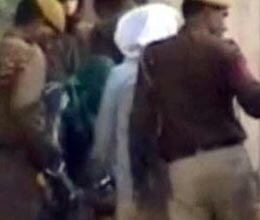 tihar prisoners beated gangrape accused