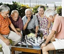 create old age good by planning
