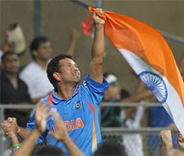 Sachin Tendulkar thank you for the magic