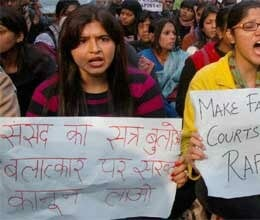 delhi gangrape protest government not know how to handle