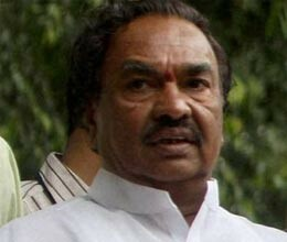Deputy CM Eshwarappa home found lakhs rupees