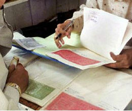 registry would be possible without stamp paper by next year
