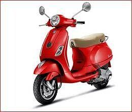 extended warranty offer on vespa lx 125