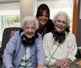 91 year old betti most popular radio presenter