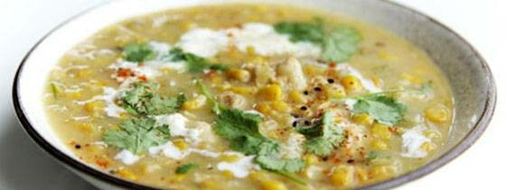 corn talumen soup recipe