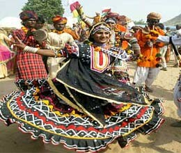 Rajasthani fair starts in Kolkata