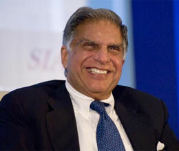 ratan tata toast of india Inc bids adieu