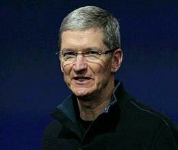 99 percent cut in salary of apple boss