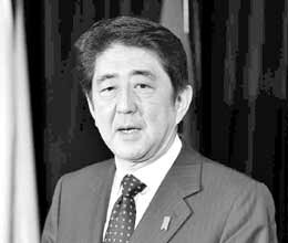 shinzo abe popularity lies in aggression