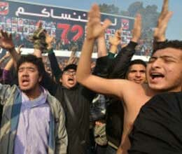 violence against capital punishment in egypt, 30 dead