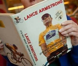 should buyers of lance armstrong books get a refund