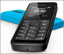 nokia 105 affordable handset launched