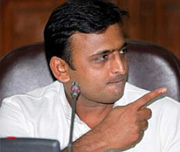 E governence system in UP by cm akhilesh