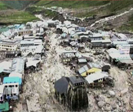 reason of kedarnath disaster