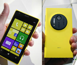 nokia lumia pure view launched