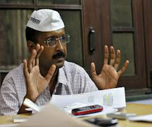 kejriwal told one month term of government