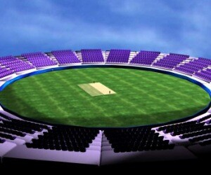 International sports stadium in noida