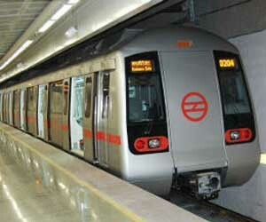 delhi metro station will be closed