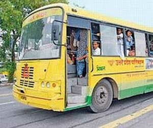 transport nigam converted in scam nigam