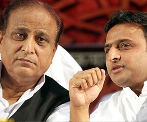 SC issues notice to akhilesh yadav and azam khan