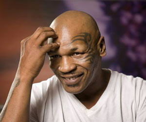 Sex in jail left Mike Tyson too tired for gym
