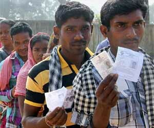 chhattisgarh assembly polls second phase of voting