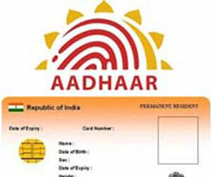 special campaign for adhar card from today