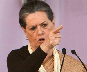 Sonia Gandhi will decide who will be the candidate