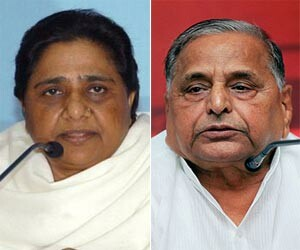 mayawati is not daughter of poor says mulayam