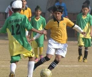 District Level Football Competition