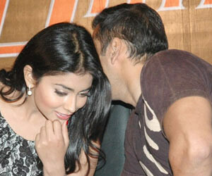 salman new girl friend in film