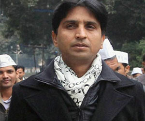 kumar vishwas says, amethi my home