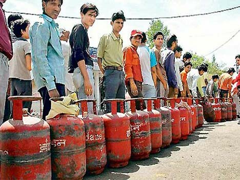 furore for gas cylinder