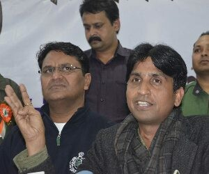 kumar vishwas comments on rahul gandhi
