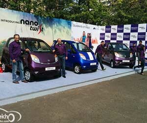 Tata Nano Twist with power steering launched at Rs. 2.36 lakh