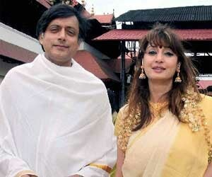 Ncp wants resign of shashi tharoor on sunanda death case