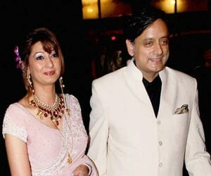 clean chit to sashi tharoor in sunanda case