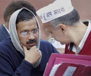 Centre says to HC AAP leaders not providing info on funding